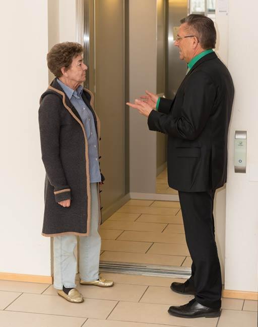 Seniorenimmobilien bieten barrierefreies Wohnen