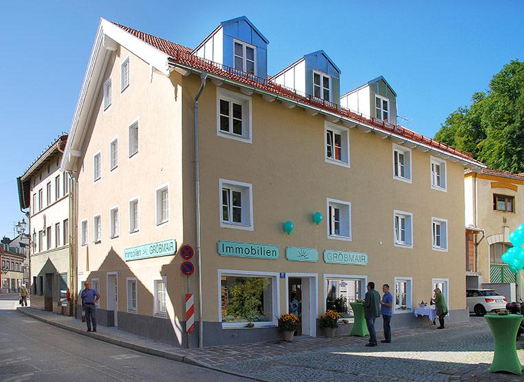 Groebmair Immobilien Büro Wolfrathausen