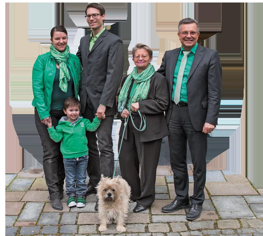 Das Team des Immobilienmaklers in Wolfratshausen