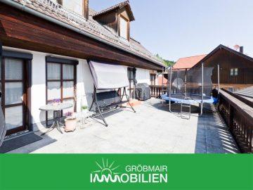 Fürstlich Wohnen in Eurasburg mit großer Dachterrasse, 82547 Eurasburg, Wohnung
