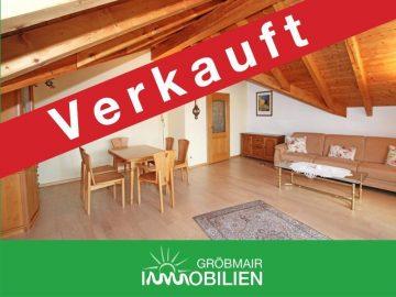 Sichtdachstuhlwohnung im Zentrum, 82377 Penzberg, Wohnung