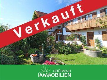 Großes Anwesen mit Atelierräumen, 86974 Apfeldorf, Einfamilienhaus